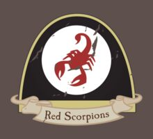 Red Scorpions - Chapter - Warhammer by moombax