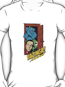 Monsters & Sheldon T-Shirt