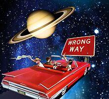 Wrong Way by TRASH RIOT