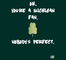Nobody's Perfect - UM by TheShamRap