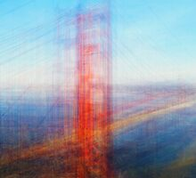 Average Golden Gate Bridge by swissdigital