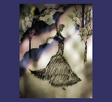 Dancer in the dark by JoAnnFineArt