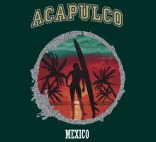 Acapulco  by 3vanjava