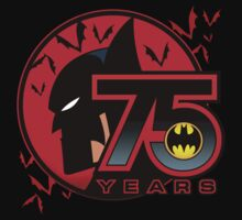 75 YEARS OF THE BAT by Charles67