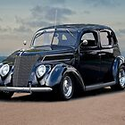 1937 Ford Four Door Sedan VI by DaveKoontz