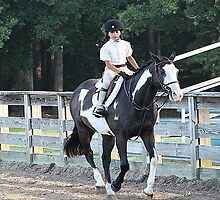 Deer Run Horse Show Club Sept. 20, 2014 (2) by DLitefulImagery