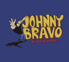 Johnny Bravo - Whoa Mamma! by yebouk