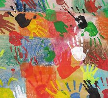 Helping Hands 3 by TIART