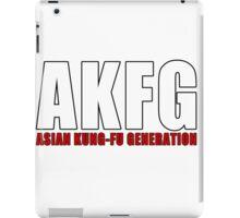 AKFG Asian Kung-Fu Generation iPad Case/Skin