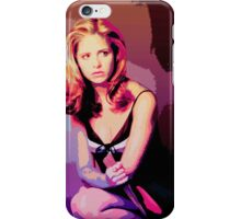 Buffy the Vampire Slayer, Ask Me How iPhone Case/Skin