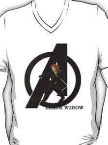 Avengers - Black Widow T-Shirt