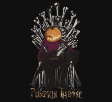 Pumpkin Throne (Variant) by Aaron Morales