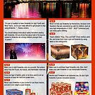 10 Safety Tips to Use Fireworks by Infographics