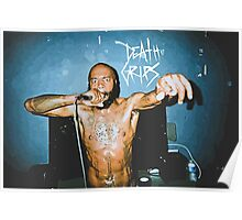 MC Ride (Death Grips) Vector Poster