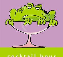 cocktail hour by Matt Mawson