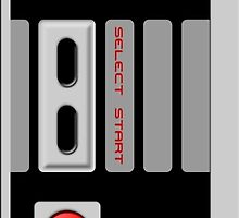 NES iPhone Case by snesfreak