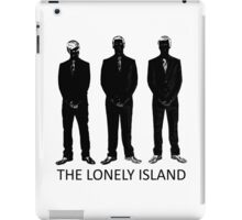 The Lonely Island Silhouette iPad Case/Skin