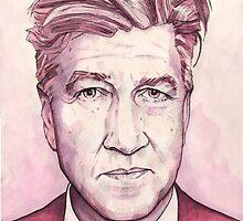 David Lynch - Dune - Twin Peaks - The Elephant Man - Blue Velvet by James Ferguson - Darkinc1