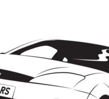 Ford Focus RS Mk1 Sticker