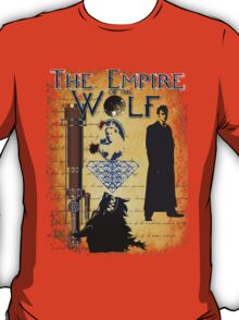 EMPIRE OF THE WOLF  T-Shirt