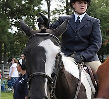 Deer Run Horse Show Club Sept. 20, 2014 (135) by DLitefulImagery