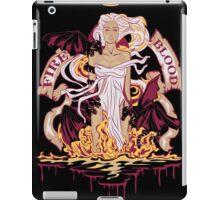The Unburnt (Red) iPad Case/Skin