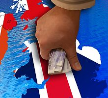 Britain under the Thumb by Colin Bentham