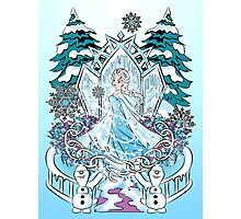 The Snow Queen  Photographic Print