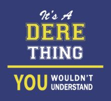 It's A DERE thing, you wouldn't understand !! by satro