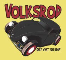 Volksrod VW Beetle Kids Clothes