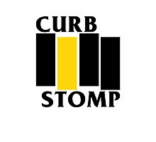 Curb Stomp Photographic Print