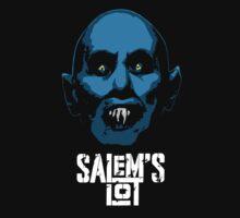 Salem's Lot - Mr Barlow - Stephen King by James Ferguson - Darkinc1