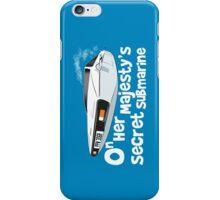 Lotus Esprit Submarine iPhone Case/Skin