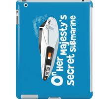 Lotus Esprit Submarine iPad Case/Skin