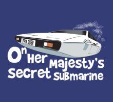 Lotus Esprit Submarine by velocitygallery