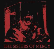 The Sisters Of Mercy - The World's End - The Body Electric by James Ferguson - Darkinc1
