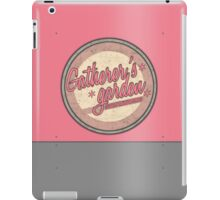 Gatherer's Garden iPad Case/Skin