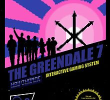 The Greendale 7 by matthewfinnegan