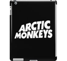 Arctic Monkeys Logo iPad Case/Skin