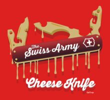 The Swiss Army Cheese Knife by RooDesign