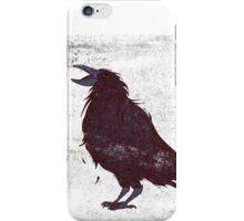 The Dark Bird iPhone Case/Skin