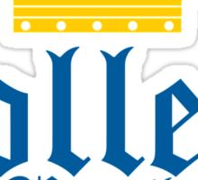 College Park Corona Logo Sticker