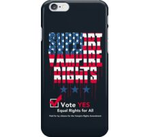 Fight For Your Right To Bite iPhone Case/Skin