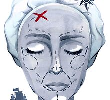 Global Warming Caused By Plastic Surgery by illustrarticles