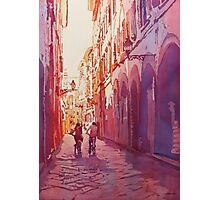 Italian Heat Photographic Print