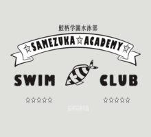 Free! Iwatobi Swim Club Shirt (Nitori, Member) grey by renotology