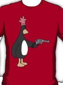 Dangerous Penguin T-Shirt