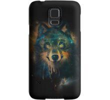 Galaxy Wolf Samsung Galaxy Case/Skin