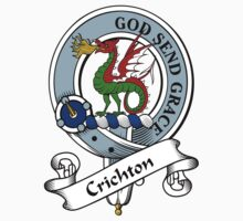 Crichton Clan Badge by coatsofarms