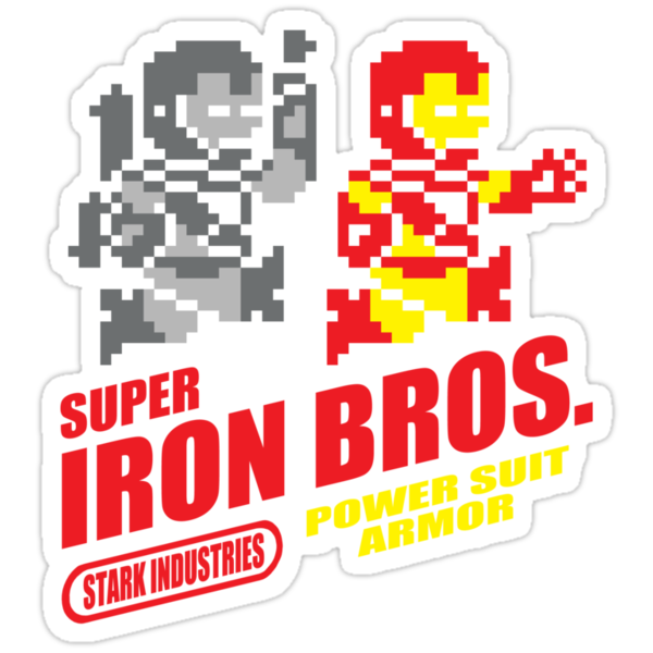 Super Iron Bros. by Baznet